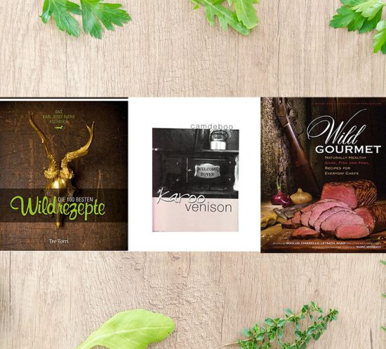 Book Review: Three Interesting Books on Wild Meat Processing and its Preparation in Your Kitchen
