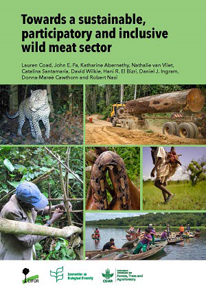 Book Review: Towards a Sustainable, Participatory and Inclusive Wild Meat Sector