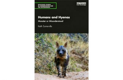 Book Review: Humans and Hyenas: Monster or Misunderstood
